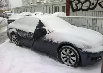 Защитные чехлы на лобовое стекло автомобиля