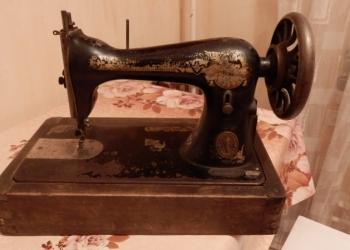 Продаётся швейная машинка Zinger 1908 г.