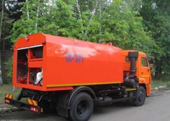 еКО-564-20 на шасси КАМАЗ 43253-3010-28 каналопромывочная
