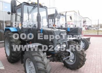 Утеплитель капота для тракторов МТЗ-82.1