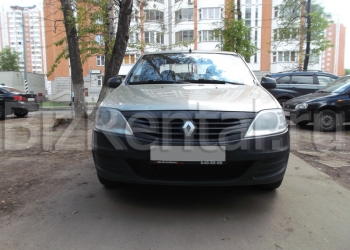 Прокат (аренда) Renault Logan