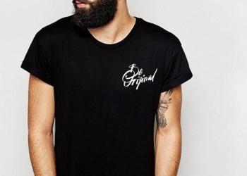 Стильные футболки для молодых людей