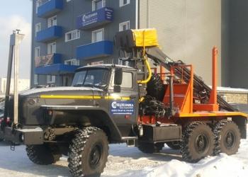 Новые лесозы Урал 55571, с манипуляторами в наличии  с птс