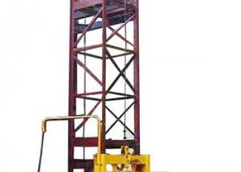 Мачтовый подъемник ПМГ 7603 1 тн