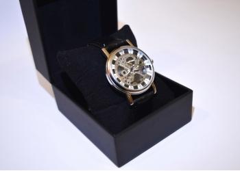 Часы Winner Skeleton! Распродажа! Скидка 50%!