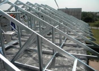 Металлоконструкции (ферма) 8м из стали прочная