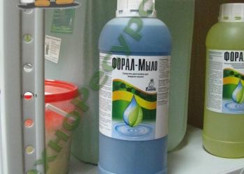 Моющие и чистящие средства в ассортименте