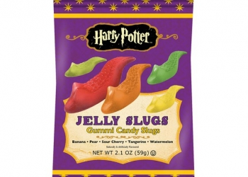 Мармеладные слизни из Гарри Поттера от Jelly Belly