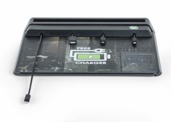 Зарядное устройство на стол Welcome