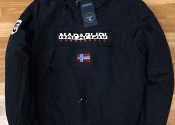 Продам анорак Napapijri(Зимний)