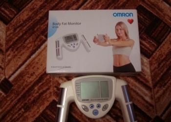 Продам Определитель жировых отложений в организме Omron BF-306.