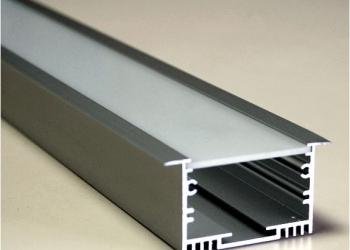 Встраиваемый профиль для светодиодных лент LUX 6332