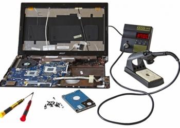 Ремонт ноутбуков,компьютеров,настройка Windows
