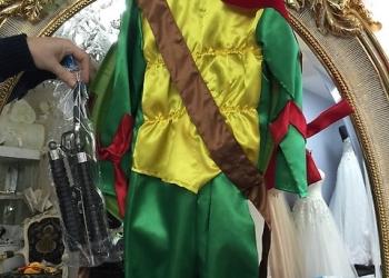 Детский карнавальный костюм Черепашки Ниндзя