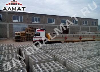 Блоки 20 20 40см от производителя