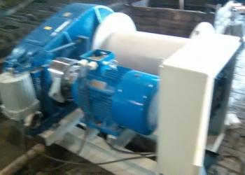 Лебедка электрическая монтажная ЛМ-5, 5т, 250 м