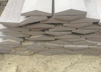 Парапет бетонный