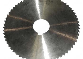 Фреза отрезная дисковая по металлу