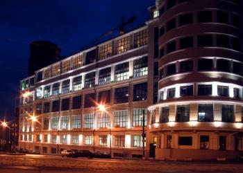 Стильный офис в презентабельном бизнес-центре