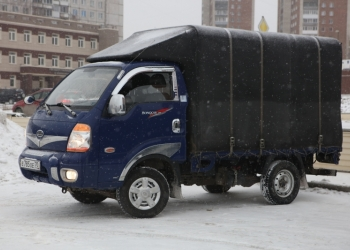 Продам фургон Kia Bongo III 4WD в отличном состоянии