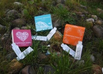 Алтайские пищевые гели - комплексные продукты очищения, похудения, оздоровления