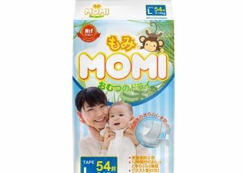 Японские подгузники MOMI