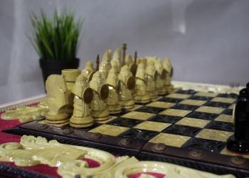 Нарды шахматы шашки, подарки близким