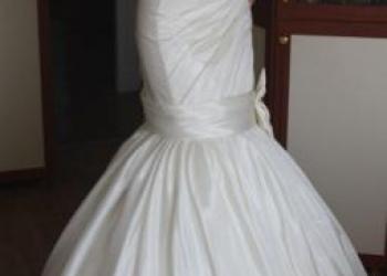 Свадебное платье, размер 42-44 (S)