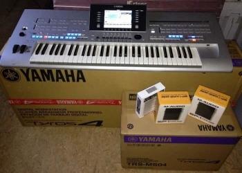 Yamaha Tyros 5 76 клавишная клавиатура для рабочих станций