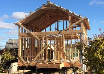 Строительство Домов и Бань под ключ.