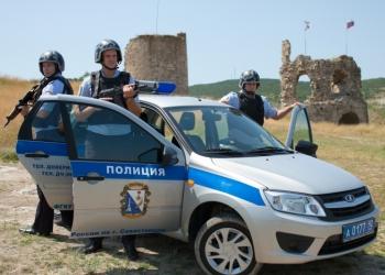 Охрана объектов полицией