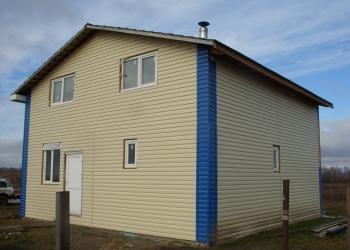 новый дом за АЛПИ Сосновоборск