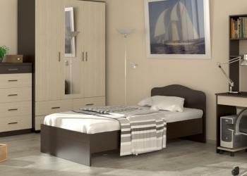 Кровать 90х200 с ортопед.основанием