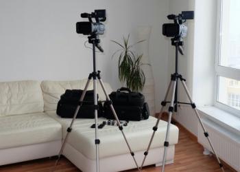 Новая Sony HDR-FX1E камера