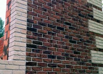 Кладка кирпичных домов, коттеджей, каменщики в Пензе