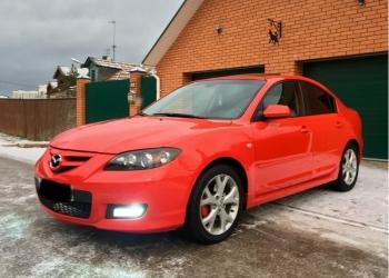 Mazda 3, 2008 2.0
