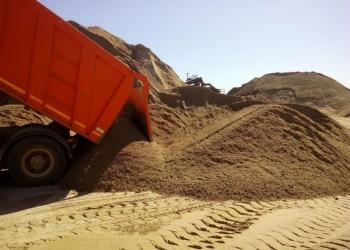 Оптовая доставка песка,щебня,чернозема,керамзита