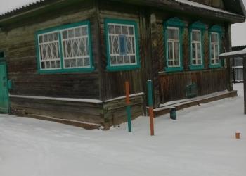 Дом 41 м2с земельным участком