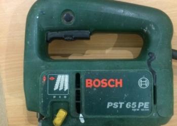 Лобзик bosch PST 65 PE 450W 65MM