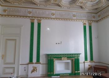 Нанесение Венецианской и декоративной штукатурок