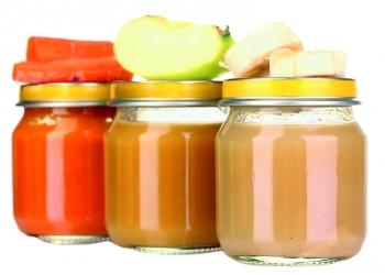 яблочное, персиковое, сливовое, абрикосовое пюре