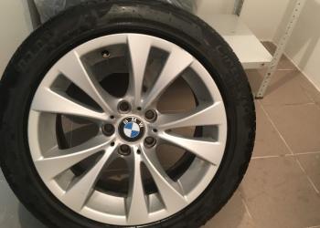 Колесо в сборе на BMW