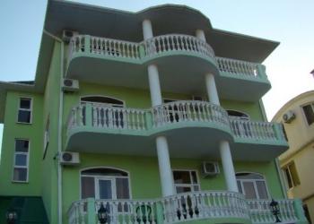 4-этажная гостиница