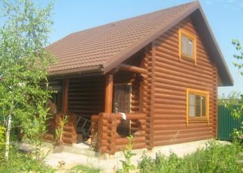 Отделка деревянных домов и бань.