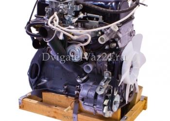 Двигатель ВАЗ 21213 карб 1.7 л. НОВЫЙ! Гарантия! Успей купить дефицитный двигате