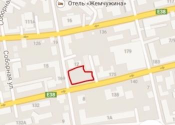 земельный участок в центре Саратова