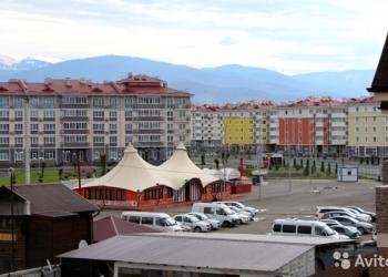 Гостиница в Олимпийском парке