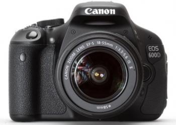 Продам Canon EOS 600D!