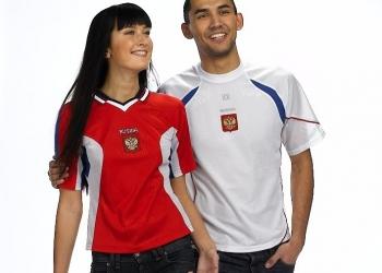 Футболки с символикой СССР и России