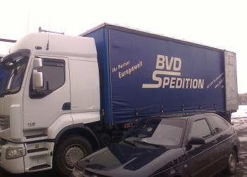 продажа грузовика рено премиум